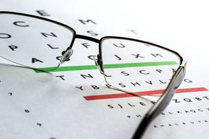 Eyes Test.の写真素材 [FYI00659923]
