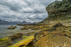 elgol - scotlandの写真素材 [FYI00660100]
