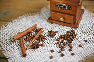 Coffee luxuryの写真素材 [FYI00660197]