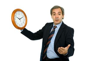 clockの写真素材 [FYI00660248]