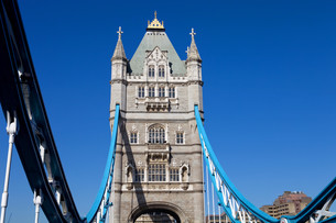 tower bridgeの写真素材 [FYI00660559]