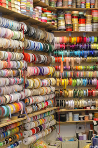 Ribbons Shopの写真素材 [FYI00660564]