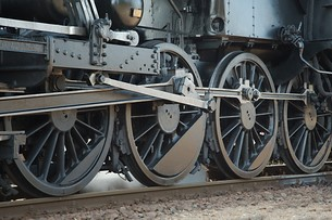 Steam Locomotiveの写真素材 [FYI00660724]