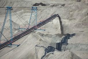 Coal Mineの写真素材 [FYI00660725]