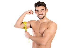 Bicepsの写真素材 [FYI00661721]