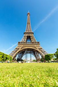 Eiffel Tower Parisの写真素材 [FYI00661920]