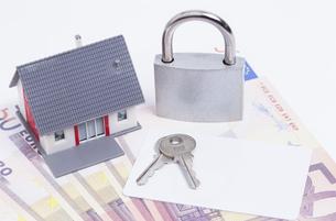assesment card lockの写真素材 [FYI00661966]