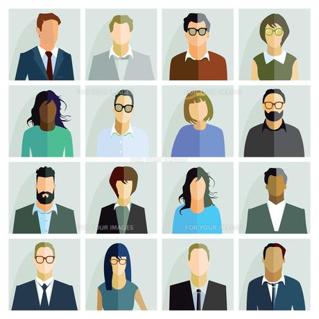 people portraitの素材 [FYI00661975]