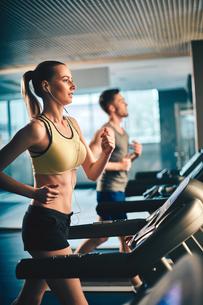Fitnessの写真素材 [FYI00661994]