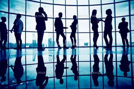 Business communicationsの写真素材 [FYI00662282]