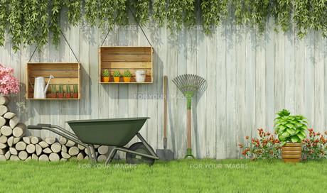 Gardeningの写真素材 [FYI00662692]