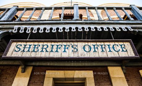 Sheriff Officeの素材 [FYI00662741]