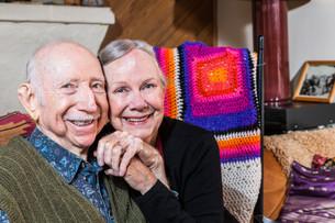 Happy Senior Coupleの写真素材 [FYI00663201]