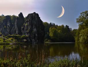 moonの写真素材 [FYI00663254]