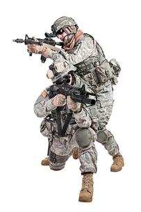 paratroopersの写真素材 [FYI00663306]