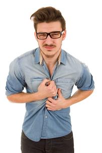 chest painの素材 [FYI00663475]