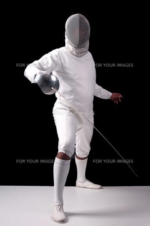 Fencingの写真素材 [FYI00663486]