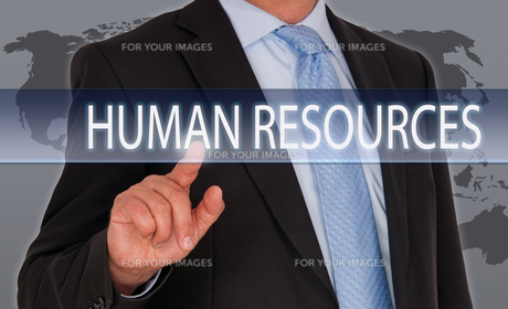 Human Resourcesの写真素材 [FYI00663591]