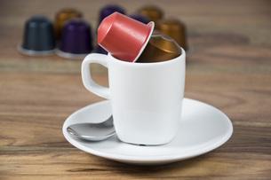 coffeeの写真素材 [FYI00663620]