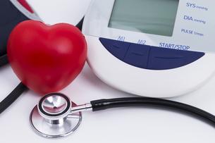 blood pressureの写真素材 [FYI00663622]