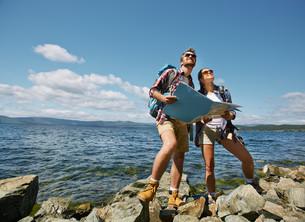Summer adventureの写真素材 [FYI00663774]