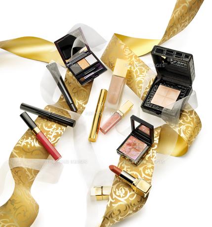 Cosmetics gift conceptの写真素材 [FYI00663786]