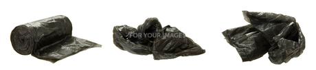 garbage bagの写真素材 [FYI00663880]