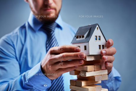 Real estate gambleの素材 [FYI00663968]