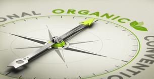 Organic Agriculture or Farmingの写真素材 [FYI00664186]