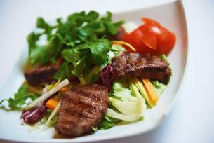 tasty steakの写真素材 [FYI00664246]