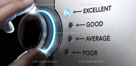 Excellent Customer Serviceの写真素材 [FYI00664298]
