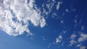 青空の写真素材 [FYI00664907]