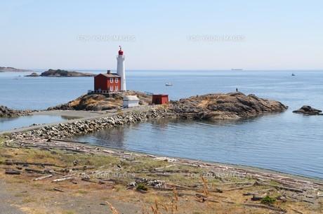 vancouver island - fisgard lighthouseの素材 [FYI00665375]