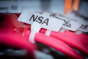 nsa - secret serviceの写真素材 [FYI00665968]