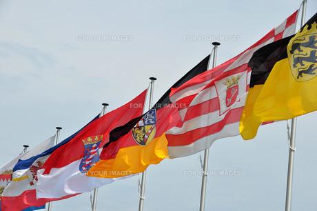 flagsの写真素材 [FYI00666087]