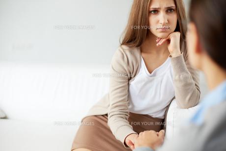 womanの素材 [FYI00666424]
