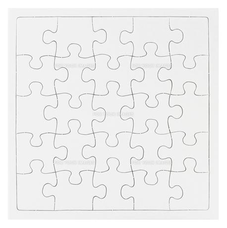 empty puzzleの写真素材 [FYI00667243]