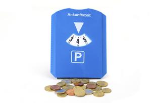 parking meterの写真素材 [FYI00667245]