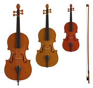 music_instrumentsの写真素材 [FYI00667574]