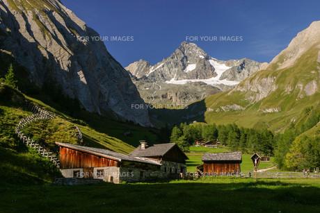 mountainsの写真素材 [FYI00668017]