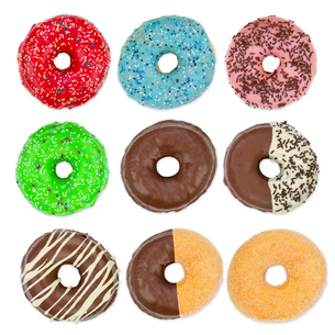 donut setの素材 [FYI00668737]