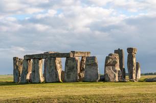stonehengeの写真素材 [FYI00669084]