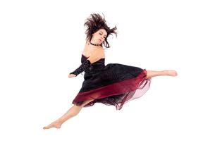 danceの写真素材 [FYI00669182]