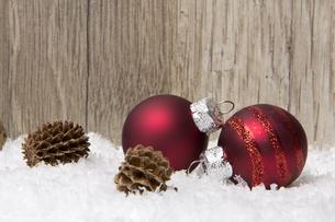 christmas decorationの写真素材 [FYI00669283]