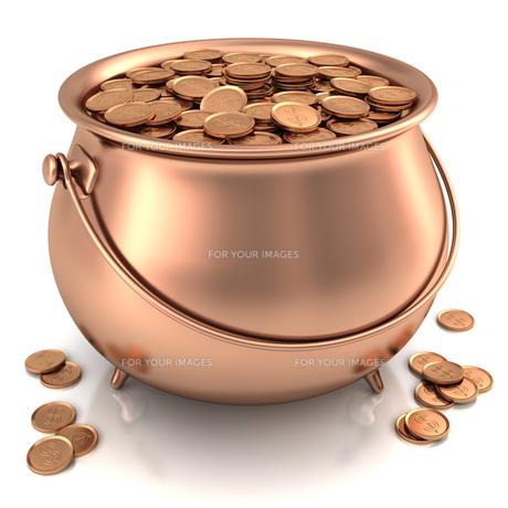 coinの素材 [FYI00670124]