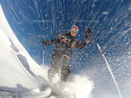 winter_sportsの素材 [FYI00670891]