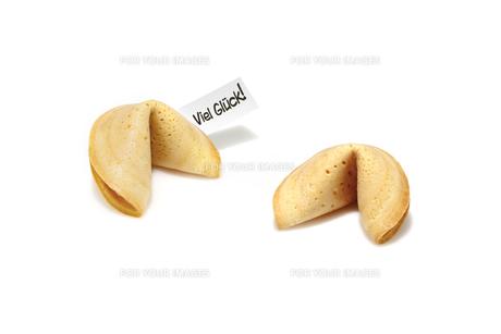 fortune cookiesの写真素材 [FYI00671818]