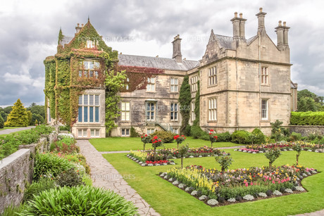muckross house and parkの写真素材 [FYI00672003]