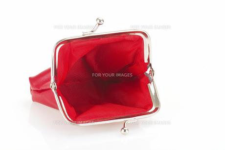 empty purseの写真素材 [FYI00672107]