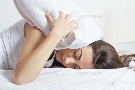 sleepの写真素材 [FYI00672158]